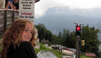 Sommerrodelbahn am Alpengasthof Hochlenzer